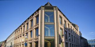Norges Bank - fasade