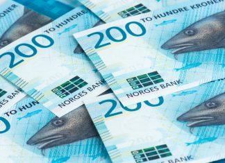 Nye 200kr-sedler fra Norges Bank