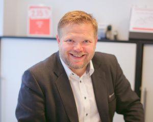 André Bjørkhaug Sparebanken Vest Voss