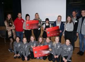 Ungdom i Bergen fordelt 500 000 kroner på 12 ulike organisasjoner, gjennom ungdomsrådet.