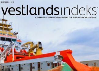 Faksimile forside Vestlandsindeks 4/2017 (Foto: Colourbox)