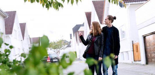 BSU er en sparekonto for aldersgruppen 13 til 33 år hvor pengene må brukes til boligformål. Foto: Anne Lise Norheim