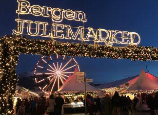 Velkommen til Bergen Julemarked
