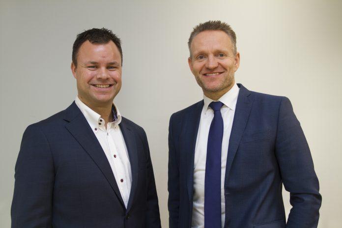 Finance Innovation-leder Atle Sivertsen har allerede over 50 selskaper under sin paraply. Konsernsjef i Sparebanken Vest, Jan Erik Kjerpeseth, er også styreleder i Finance Innovation.