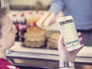 Flere av Finance Innovation-aktørene arbeider frem nye løsninger for at mobilen kan brukes til økonomitjenester.