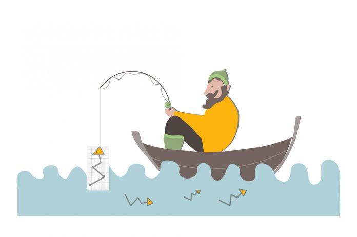 – Det smarteste du kan gjøre når verdien på aksjefondene dine synker midlertidig er å sitte rolig i båten, sier Ørjan Askeland, leder for Sparing og investering i Sparebanken Vest.
