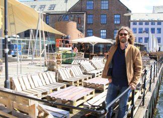 Ingen grunn til at kulturlivet i Bergen skal gå i dvale om sommeren, sier USF-leder Ivar Vogt.