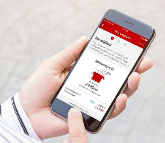 25.000 har testet tjenesten som viser hvor mye du kan øke boliglånet ditt innenfor den sikkerhet du har i boligen. (Foto: Sparebanken Vest)