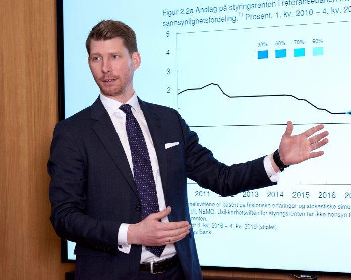 CFO Jørgen Gudmundsson i Sparenbanken Vest