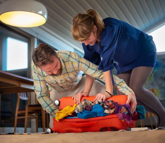 Frende forsikring gir deg noen gode råd om hva du bør ha i kofferten. Men pakkingen må du ordne selv (Foto: Sparebanken Vest).