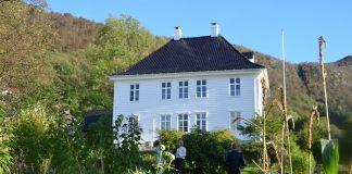 Siden våren 2017 har nabolaget på Landås pusset opp den historiske Lystgården