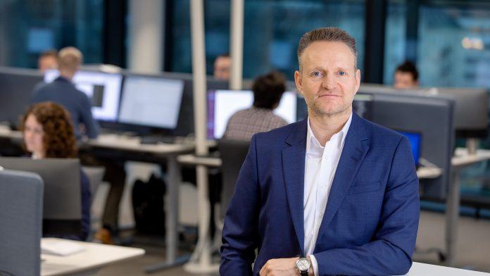Jan Erik Kjerpeseth, konsernsjef